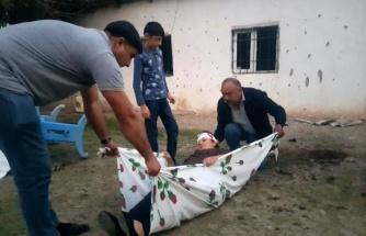 Ermenistan'ın havanlarla hedef aldığı Azerbaycanlı sivillere ait ilk fotoğraflar yayınlandı