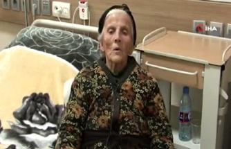 Ermenistan tarafından terk edilen 85 yaşındaki Ermeni kadınlara Azerbaycan sahip çıktı