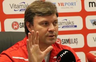 Ertuğrul Sağlam: 'Türk futboluna yetenekli oyuncular kazandıracağız'