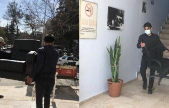 Eski Çalışan Davayı Kazandı! Denizli'de 600 Bin Liralık Alacak İçin CHP'li Başkanın Odası Boşaltıldı