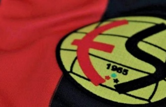 Eskişehirspor'a 6 puan silme cezası ve 2 dönem transfer yasağı