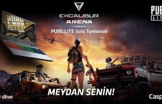 Excalibur Arena PUBG Lite başlıyor!
