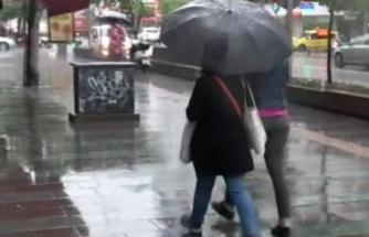 Eylül ayında yağışlar geçen yıla göre üç kat arttı