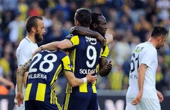 Fenerbahçe 'Akhisar' kabusunu bitirdi!