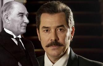 Fikret Kuşkan Ulu Önder Atatürk'ü canlandıracak!