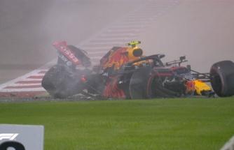Formula 1'de Korkunç Kaza: Romain Grosjean'in Aracı Adeta İnfilak Etti