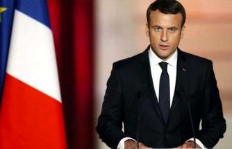 Fransa Cumhurbaşkanı Macron'a soğuk duş! Partisinin ikinci ismi Pierre Person istifa etti