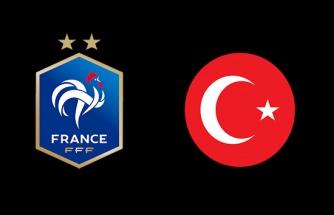 Fransa Türkiye Özet İzle | Fransa Türkiye ne zaman saat kaçta |