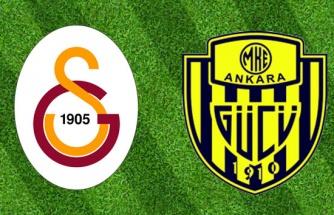 Galatasaray Ankaragücü Canlı İzle | Galatasaray Ankaragücü maçı hangi kanalda, saat kaçta? | (Muhtemel 11'ler)