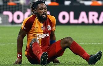 Galatasaray'da Luyindama şoku
