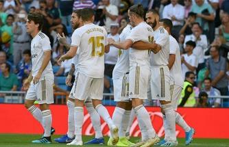 Galatasaray'ın rakibi Real Madrid'de son durum
