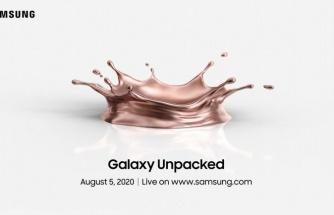 Galaxy Note 20 tarihi kesinleşti