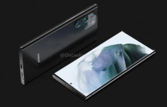 Galaxy S22 tasarımı ilk kez göründü