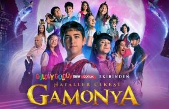 Gamonya: Hayaller Ülkesi konusu ve oyuncuları…