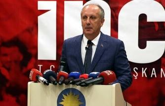 Gazeteci Saymaz, İnce'nin Son Görüşlerini Aktardı: 'Şu Anda Parti Kurma Fikrim Yok, Anadolu'yu Dolaşacağım'