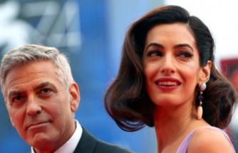 George Clooney: Eşimle hiç tartışmıyoruz