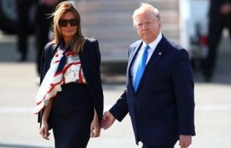 Görevi bitti ama hakkındaki iddialar devam ediyor: Trump çifti Beyaz Saray'da yatak odalarını ayırmış