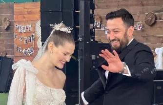 Gözde Türker ile Anıl Güler evlendi