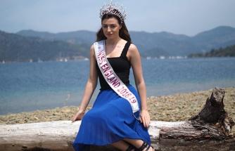 Güzellik Kraliçesi Alisha Cowie; 'Türkiye'ye tekrar geleceğim'