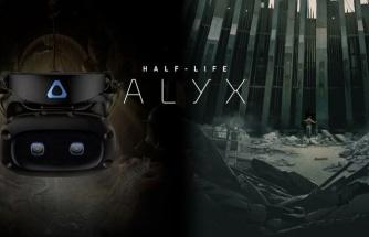 Half-Life: Alyx bomba gibi düştü!