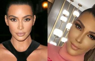 Hande Yener'i Kim Kardashian sandılar!
