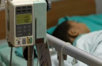 Hindistan'da canlı olarak gömülen bebeğin kurtarılma hatıra kamerada
