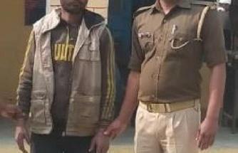 Hint polisi, gözaltı fotoğrafına fotoşopla maske ekleyince alay konusu oldu