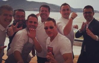 Holywood yıldızı Van Damme'ın Bodrum'a neden geldiği ortaya çıktı