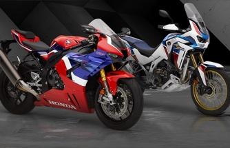Honda'ya motosiklet kategorisinde altın ödül