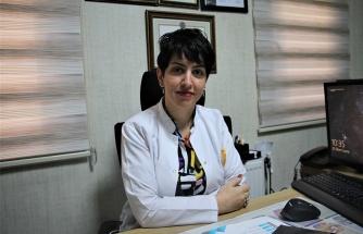 İç Hastalıkları Uzmanı Dr. Yalçınkaya açıkladı
