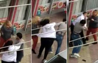 İki Kız Kardeş, Kendilerinden Telefon Numarası İsteyen Şahsı Dövdü