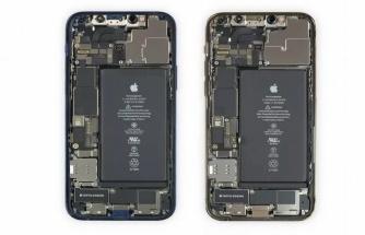 iPhone 12'lerin içinde ne var?