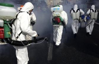 İran'da günlük koronavirüs vakaları yeniden 3 binin üzerine çıktı