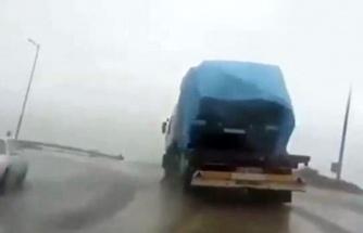 İran'ın Azerbaycan'a ihaneti kamerada! Ermenistan askeri araçlarına petrol taşıdılar