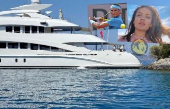 İrem Sak'tan Rafael Nadal'a özel ziyaret!