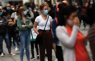 İspanya'da koronavirüste korkutan rakamlar! Son 3 günde 31 bin 428 vaka tespit edildi