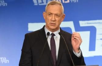 İsrail'de Filistinlileri temsil eden partiler, başbakanlık için Gantz'ı önerdi