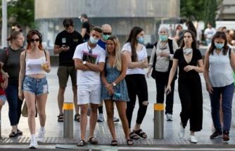 İsrail'de vaka sayıları 4 aylık süreçte yüzde 80 oranında düştü! İşte başarının üç sırrı