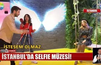İstanbul'da Selfie Müzesi: Rüya Gibi Bir Ortam!