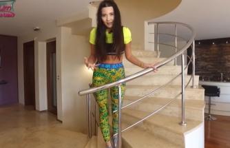 İşte Benim Stilim Yarışmacısı Bahar Candan'ın Malikanesinin Turu