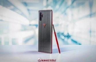 İşte Tesla'nın Galaxy Note 10'u