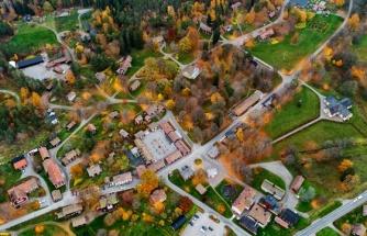 İsveç'te Satra Brunn köyü şifalı suları sebebiyle bütün 7 milyon dolara satılıyor