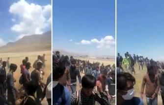 İyi Partili İlay Aksoy, Binlerce Afgan Mültecinin Yürürken Kaydedilen Görüntülerini Paylaştı