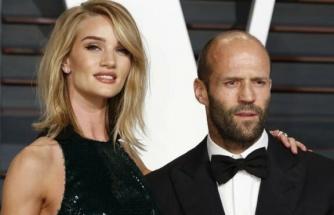 Jason Statham'ın eşi Rosie Huntington Whiteley: Türkiye'ye aşık olduk