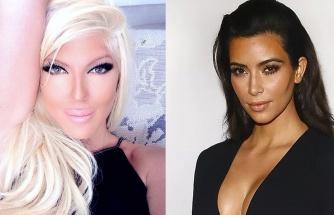Jelena Karleusa'dan Kim Kardashian'a hırsızlık suçlaması!