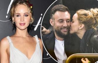 Jennifer Lawrence'ın heyecanlı bekleyişi