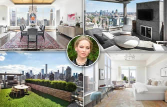 Jennifer Lawrence lüks dairesini zararına sattı