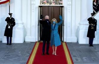 Joe Biden Beyaz Saray'da! İlk iş olarak Trump'ın tartışmalı kararlarına el attı