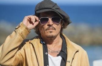 Johnny Depp: Bana Hollywood ünlüsü demeyin!