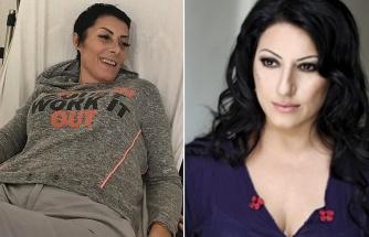 Kanseri ikinci kez yenen Gülay umut aşıladı